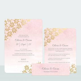 moroccan-star-foil-wedding-invitation-information-suite