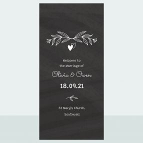 chalkboard-hearts-order-service-concertina