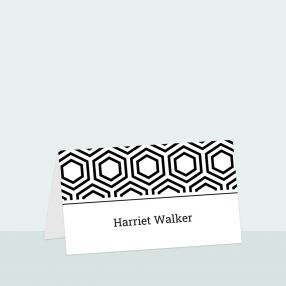 honeycomb-iridescent-place-card