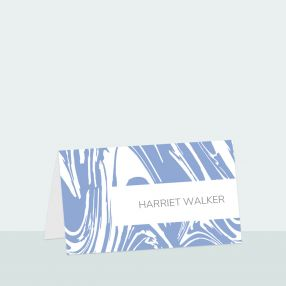marble-swirl-place-card