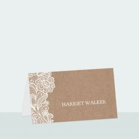 traditional-rustic-lace-place-card