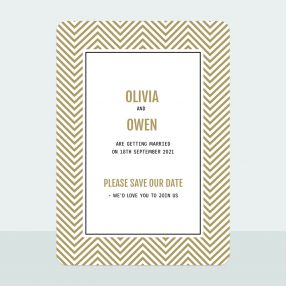chevron-save-date-cards