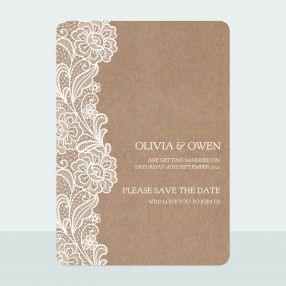 traditional-rustic-lace-save-date-cards