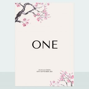 cherry-blossom-table-name-number