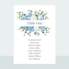 hydrangea-bouquet-table-plan-cards