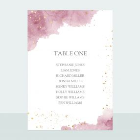 pink-inkwash-foil-table-plan-cards