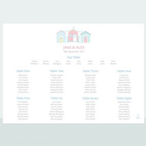 pastel-beach-huts-table-plan-landscape