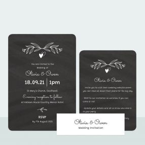 chalkboard-hearts-wedding-invitation-rsvp-suite