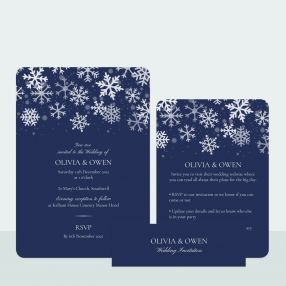 falling-snowflakes-wedding-invitation-rsvp-suite