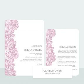 traditional-lace-wedding-invitation-information-suite