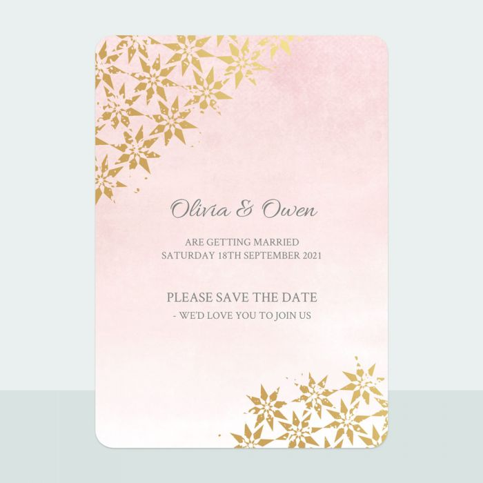 moroccan-star-foil-save-date-cards