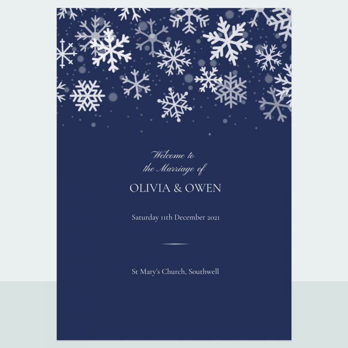 falling-snowflakes-order-service