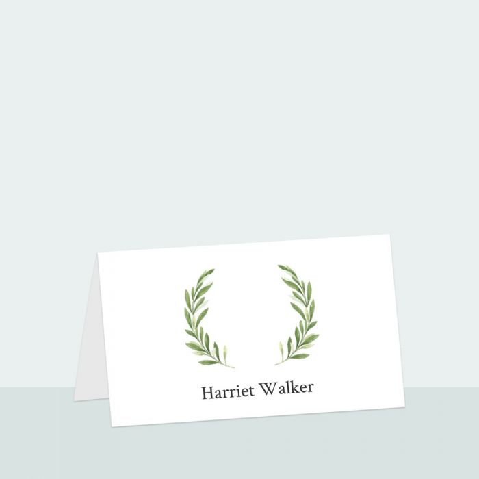 olive-wreath-place-card