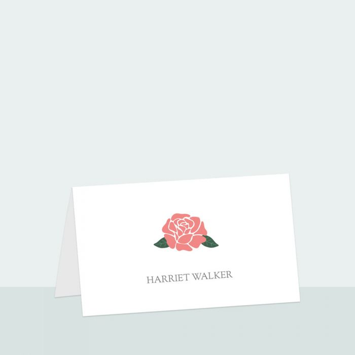 rose-border-place-card