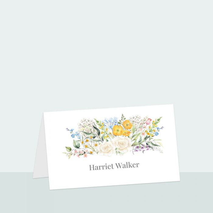 spring-bouquet-place-card