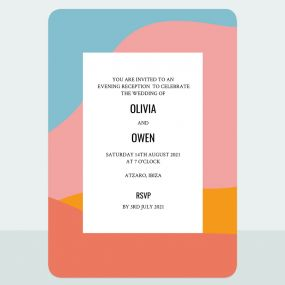 colour-block-border-evening-invitation