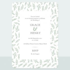 dainty-leaf-border-evening-invitation