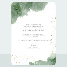 green-inkwash-foil-evening-invitation