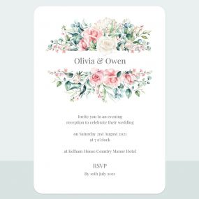 summer-bouquet-evening-invitation