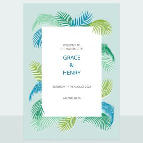 Tropical Fern - Order Of Service
