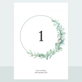 greenery-garland-table-name-number